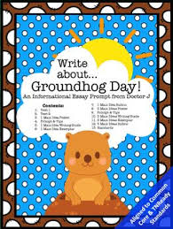 best informative essay ideas groundhog day informational essay writing prompt common core tnready aligned