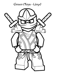 Small Picture Ninjago Coloring Page 2 Alric Coloring Pages