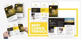 Best Brochure Templates 18 Church Brochure Templates For Modern Churches