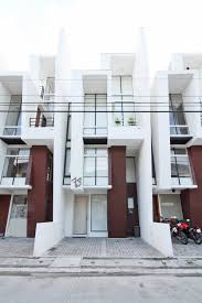 Small Townhouse Design Modern Townhouse Design With Manila Based Archietctural Home