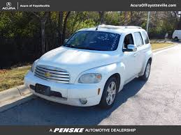 2007 Used Chevrolet HHR 2WD 4dr LT at Toyota of Fayetteville ...