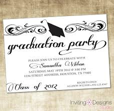 Graduation Templates Word Themes College Graduation Invitations Free Printable As Well