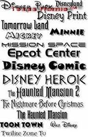 Disney Font Amazing Disney Print Fonts Collection Download Right Now