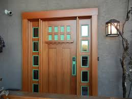 panel wood interior doors for decoration light brown stained wooden door with panel glass sidelite