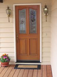 Exquisite Design Front Door Frame Nice Ideas Timber Frame Exterior - Hardwood exterior doors and frames