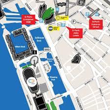 acc liverpool q park map