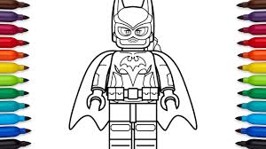 coloring pages video for 1280x720 how to draw lego bat from the lego batman
