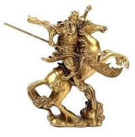 <b>Bronze Horse</b> Ornament UK