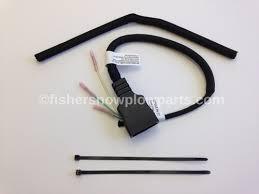 western 9 pin wiring harness diagram www albumartinspiration com Wiring Harness For Western Snow Plow 22334k \\\