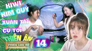 14 FULL - Bày Mưu Tính Kế | Thiên Ân Phiêu Lưu Ký | Phim Mới Nhất 2021