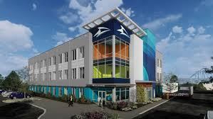 Three Story Commercial Building Designs Introducing A 50 000 Square Foot Three Story Tilt Wall