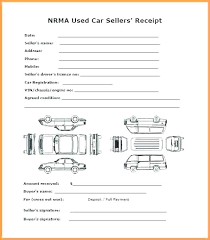 receipt template for car sale vehicle receipt template rhumb co
