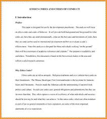 code of ethics essays and papers helpmecom how to write a code of ethics paper