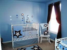 ... Heavenly Brown And Blue Baby Nursery Room Design Ideas : Cool Ideas For  Brown And Blue ...