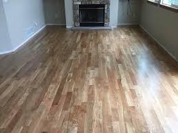 white oak wood floor in family room1