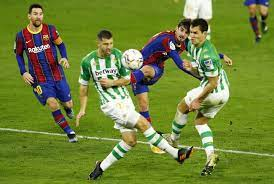 Real betis vs atlético madrid preview 11/04/2021. Real Betis 2 3 Barcelona Result Summary Goals As Com
