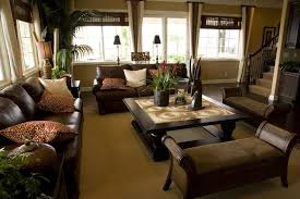 living rooms with leather furniture. 46 swanky living room design ideas rooms with leather furniture a