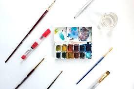 Watercolor Brushes Catharinefulton Club