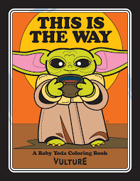 Feel free to sell finished baby yodas from my pattern but please do not sell the pattern. Download This Free Baby Yoda Coloring Book Right Now