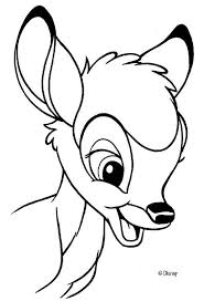 Small Picture Discover this amazing coloring page of Bambi Disney Movie Here a
