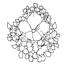 Spring Flower Coloring Sheets Related Post Printable Spring Flowers