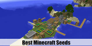 Minecraft Village Seeds Best Minecraft Village Seeds Top 20 Seeds To Try Out