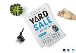 Sales Flyers Templates Ad Flyer Template Free Garage Sale Templates Retail Sales Word Yard