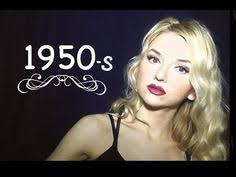 1950s makeup tutorial rockabilly