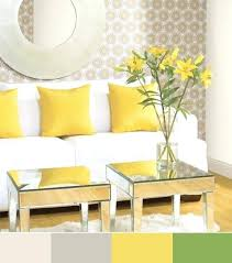 Yellow Home Decor Accents Yellow Home Decor Rainbow Sequence Lemon Yellow Accents In Living 39