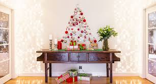 Wall Christmas Trees How To Make A Wall Christmas Tree Better Homes And Gardens