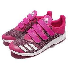 adidas running shoes for girls. image is loading adidas-fortarun-cf-k-pink-kids-boys-girls- adidas running shoes for girls a