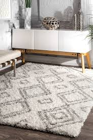 White shag rug living room Baxley Manning White Area Rug Pinterest Baxley Shag White Area Rug Interior Decor Rugs Shag Rug Area Rugs