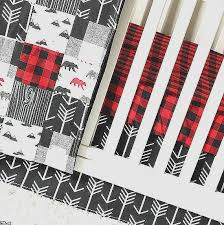 red and black buffalo check bedding inspirational woodlands crib bedding red plaid crib sheet black arrow crib
