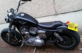 harley davidson 1200 sportster custom bobber 1 of 4
