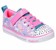 Skechers Toddler Light Up Shoes Australia Twinkle Toes Sparkle Lite Sparkle Friends 20212lvmt