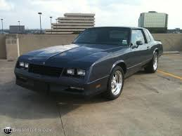 1984 Chevrolet Monte Carlo SS id 11982