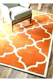 good burnt orange rugs or rust 48 burnt orange rugs for