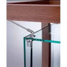 glass door pivot hinge for glass to