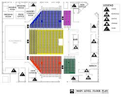 Criterion Oklahoma City Seating Chart Criterion Theater Alliance