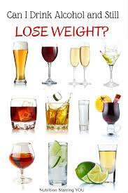 It's more than understandable to want to kick back with a drink at the end of a long day, especially after you have one of those days. Can I Drink Alcohol And Still Lose Weight