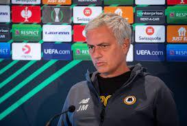 Bodo/Glimt Roma, la conferenza stampa di Mourinho e Darboe – FOTO GALLERY -  Forzaroma.info - Ultime notizie As Roma calcio – Interviste, foto e video