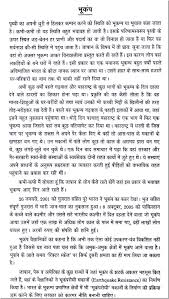 essay on the earthquake in hindi
