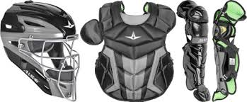 All Star Catchers Gear Size Chart All Star System 7 Axis Ck912s7x Youth Catchers Gear Set