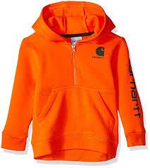 Carhartt Boys Toddler Long Sleeve Sweatshirt