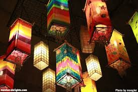japanese outdoor lighting. multicolored chinese and japanese hanging patio lanterns colorful deck oriental outdoor lighting d