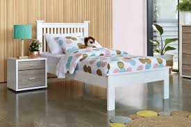 Single Bedroom Aston Single Bed Frame By Nero Furniture Harvey Norman New Zealand