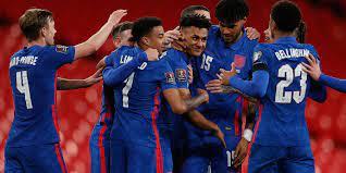อังกฤษ v ซานมารีโน ผลบอลสด ผลบอล ฟุตบอลโลก 2022 รอบคัดเลือก โซนยุโรป