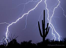 Image result for photos of monsoon storms in arizona