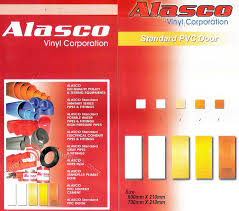 Standard PVC Door by Alasco Vinyl Philippines