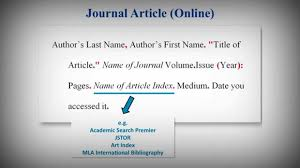015 How To Cite Articles In Essay Example Thatsnotus